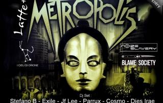 METROPOLIS PARTY