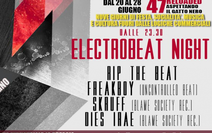 ELECTROBEAT NIGHT