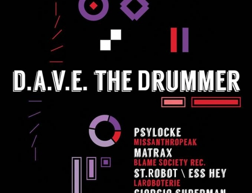 D.A.V.E. The Drummer