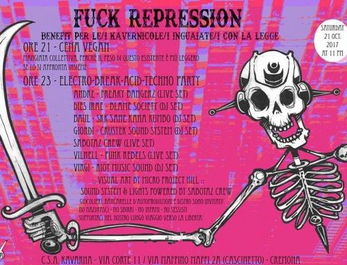 Fuck repression