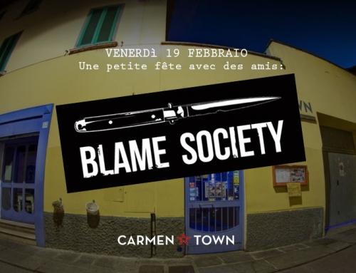 Blame Society /// Une petite fête avec des amis